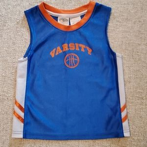 Athletic Works Matching Sets - Boys 3T Varsity Tank and 18m shorts